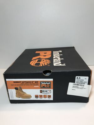Timberland pro direct attach 6 steel toe 65016 NEW select your size for Sale in Chicago, IL