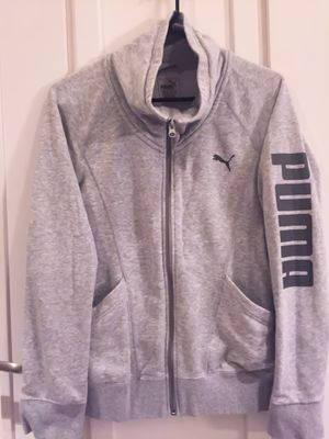New! PUMA JACKET with pockets, Size Small for Sale in Las Vegas, NV