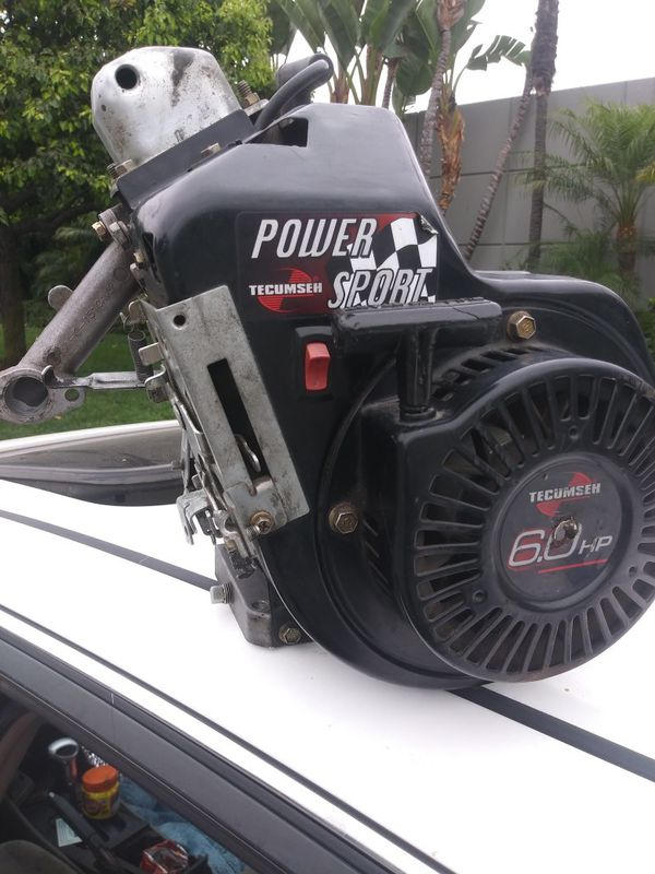 6 0HP,,,,TECUMSEH,,,, POWER SPORT for Sale in Cerritos, CA - OfferUp