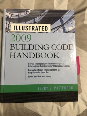 Building Code Handbook for Sale in Dallas, TX
