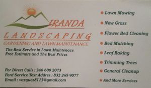 Lanscaping for Sale in Houston, TX