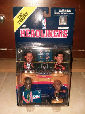 NBA THE FUTURE HEADLINERS for Sale in Kissimmee, FL