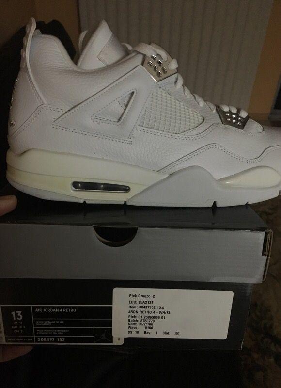 buy popular 66493 8d667 Jordan retro 4