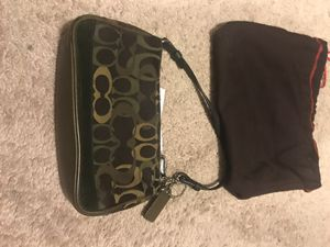 COACH Camouflage purse for Sale in Centreville, VA