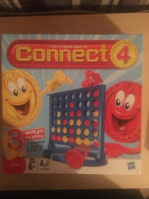 Connect Four Game for Sale in Chesterfield, VA