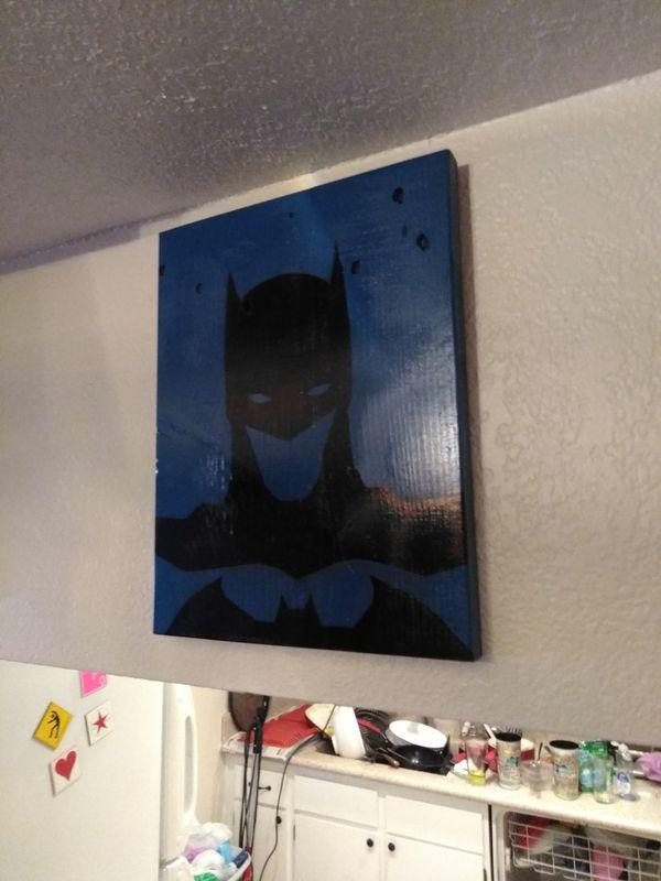 Batman, Robin, Nightwing stencil art for Sale in Phoenix, AZ - OfferUp