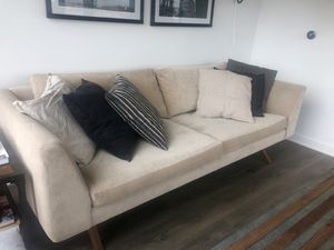 Mid century style sofa for Sale in Washington, DC