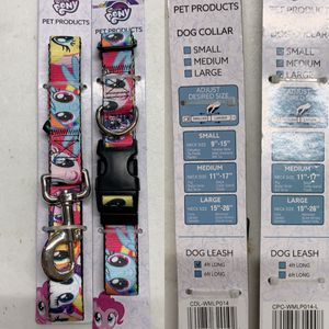 Dog collar and leash for Sale in Santa Ana, CA