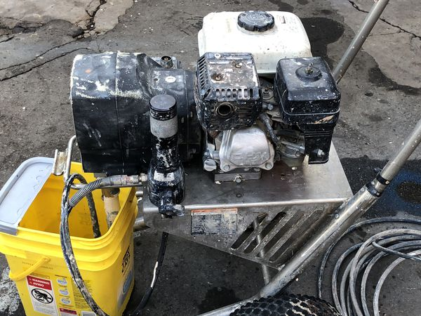 Spraytech GPX 7700 Commercial Paint Sprayer for Sale in Imperial Beach, CA  - OfferUp