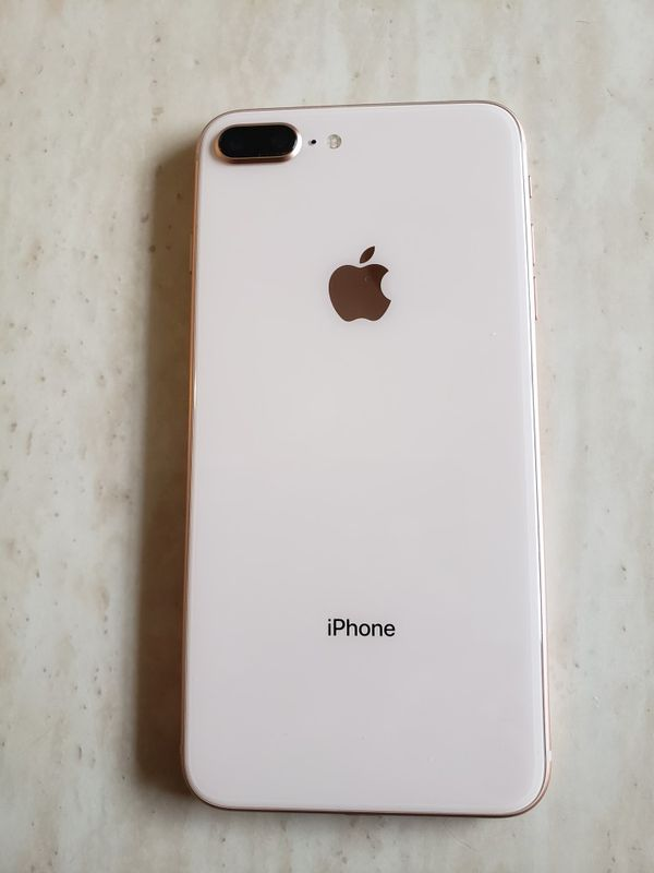 Rose Gold Iphone8 Plus 256gb For Sale In Milpitas Ca Offerup