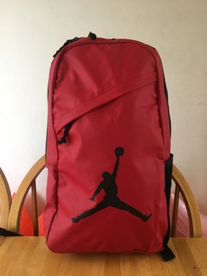 Brand new Nike air Jordan backpack laptop storage for Sale in Spring Valley, CA