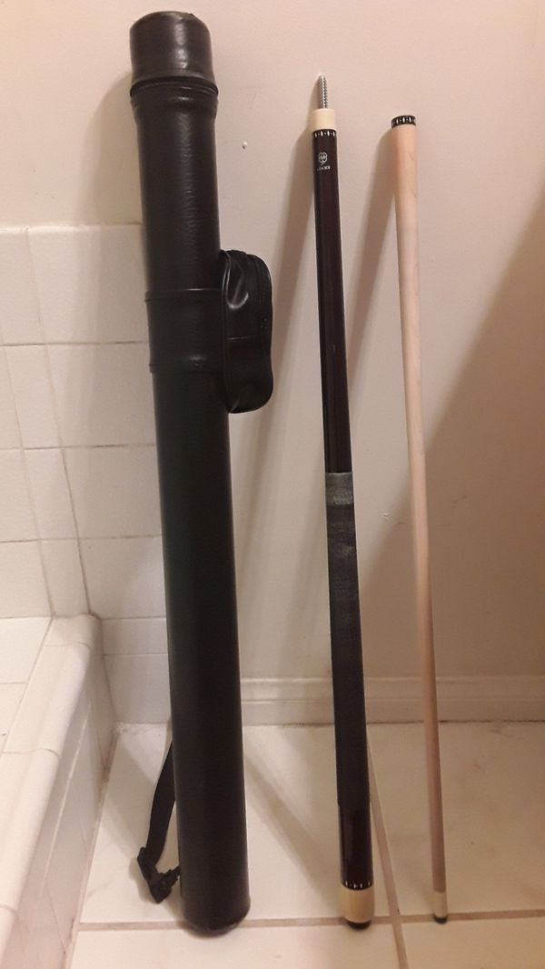 Mcdermott lucky cue stick with case for Sale in Canyon Lake, CA - OfferUp