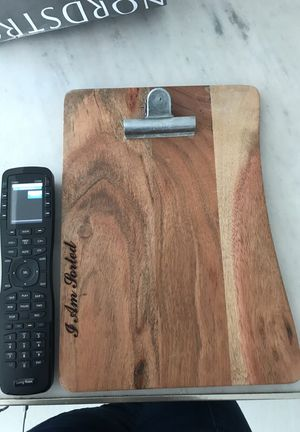 Wood clipboard rustic for Sale in Miami, FL