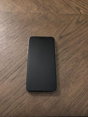 2 iPhone X silver 256 Gb Unlocked $800 for each for Sale in West McLean, VA