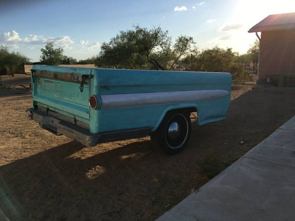 Cool 58 Chevy Truck Bed Utility Trailer For Sale In Tucson Az Offerup Wiring Cloud Pimpapsuggs Outletorg