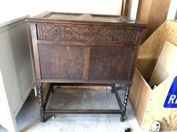 Antique Gramophone Cabinet - Antique Gramophone Cabinet For Sale In La Mesa, CA - OfferUp
