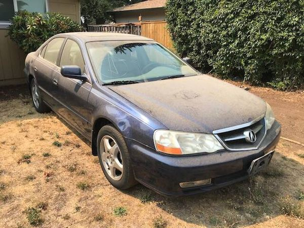 Acura TL Clean Title Bad Transmission For Sale In - 2003 acura tl transmission for sale