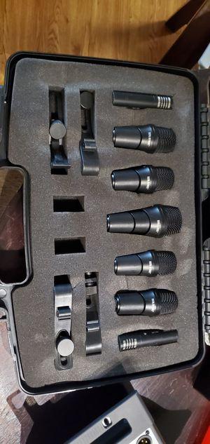 Photo Set de micrófonos para percusión digital reference