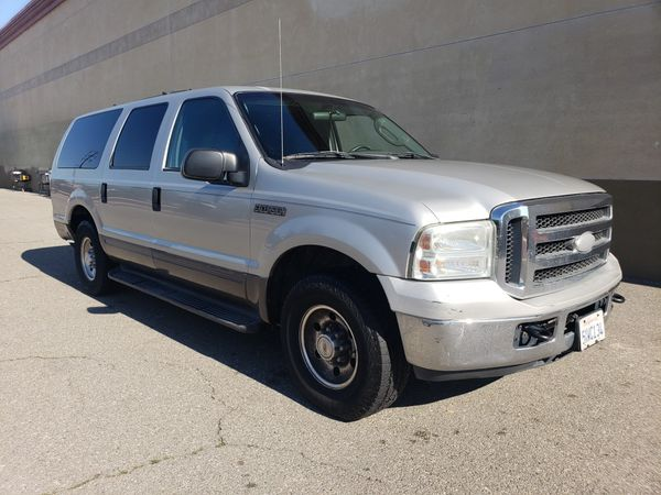 2005 Ford Excursion Xlt V8 2wd For Sale In Los Angeles Ca Offerup