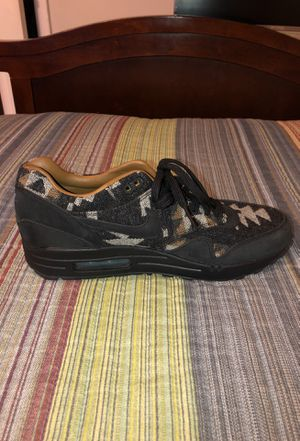 NIKE AIR MAX 1 PENDLETON QS for Sale in Germantown, MD