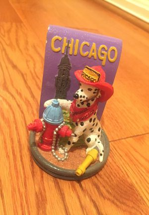 Chicago Dalmatian decoration for Sale in Gaithersburg, MD