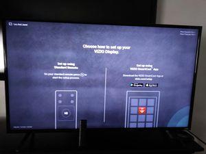 Vizio 48 SMART ULTRA 4K HD TV for Sale in Boston, MA
