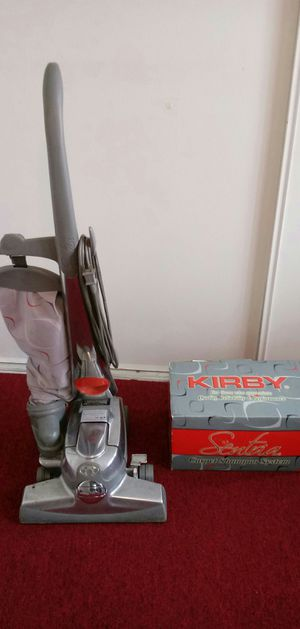 Photo Kirby Vacuum Cleaner - Sentria Model G10D - with NEW Carpet Shampoo System