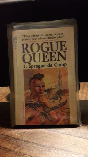 Great novel Rouge Queen ....taking offers for Sale in Portland, OR