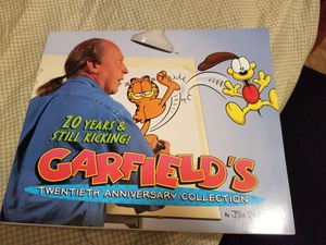 20 years and Still Kicking! Garfield's 20th Anniversary Collection for Sale in Houston, TX