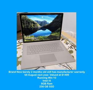 Surface book 2 for Sale in Hyattsville, MD