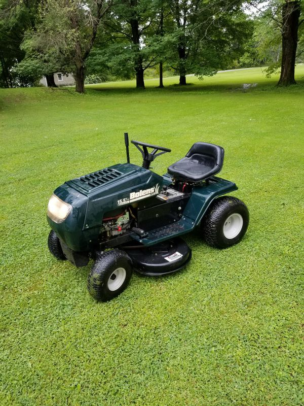 Bolens lawn tractor clean for Sale in Bessemer, PA - OfferUp