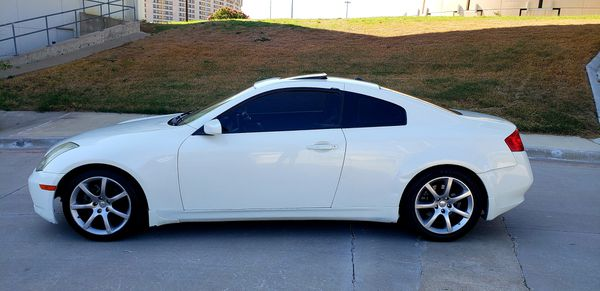 2005 infinity g35 for sale in dallas tx offerup. Black Bedroom Furniture Sets. Home Design Ideas