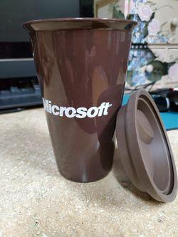 Collectable Microsoft ceramic coffee mug Thumbnail