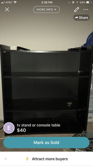 Tv stand or console table for Sale in Laurel, MD