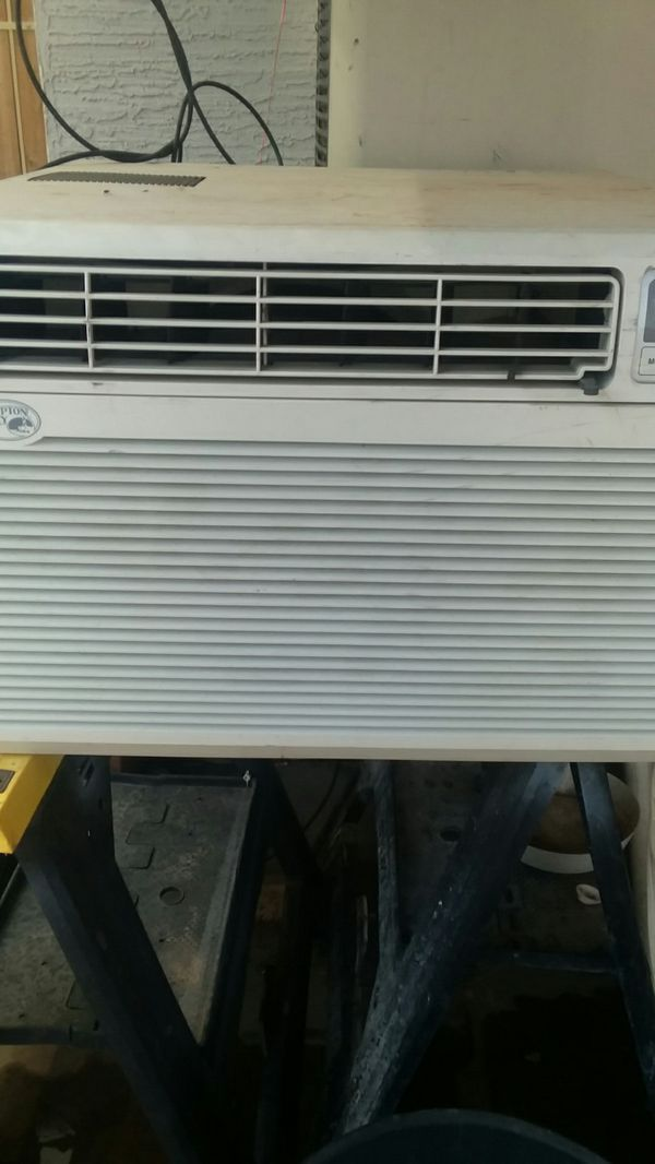 Hampton Bay Window Large Ac Unit