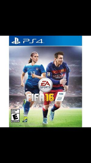 Fifa 16 for Sale in Houston, TX