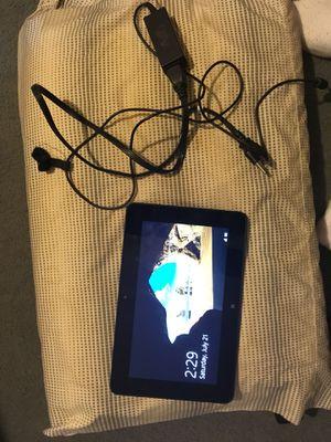 Dell tablet for Sale in Burkeville, VA