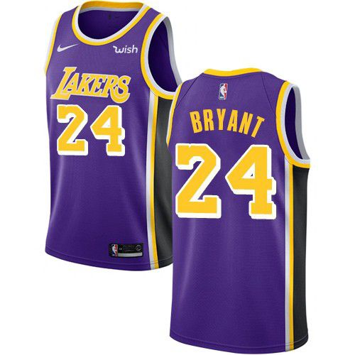 new concept 17cf8 304ba Kobe Bryant Lakers Purple Jersey for Sale in Colorado Springs, CO - OfferUp