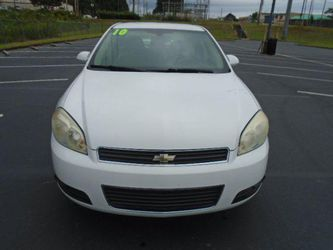 2010 Chevrolet Impala Thumbnail