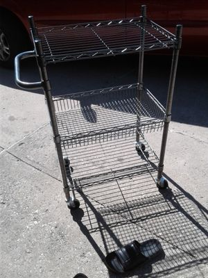 Metal shop cart for Sale in OH, US