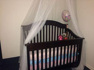Baby crib ,mattres ,sheet set, new for Sale in Glenarden, MD