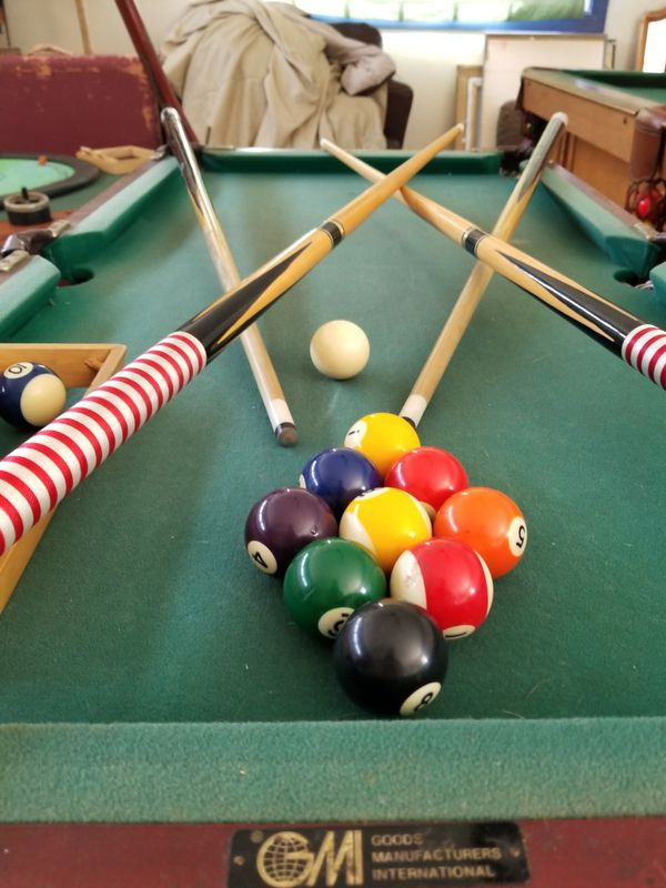 Minnesota Fats Mini Pool Table For Sale In Upland CA OfferUp - Minnesota fats miniature pool table
