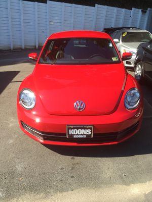 2012 Volkswagen Beetle Hatchback 2.5 for Sale in Arlington, VA