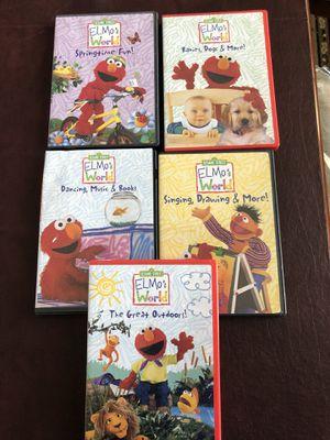 Elmo S World And Sesame Street Dvds For Sale In Chandler Az