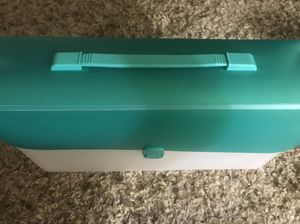 Accordion file folder with handle for Sale in Arlington, VA