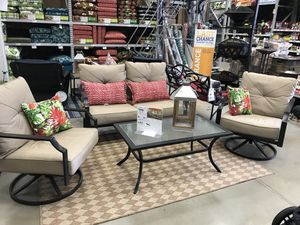 4-Piece Patio Furniture Set for Sale in Gainesville, VA
