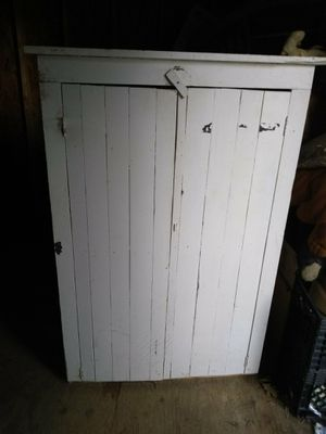 Primative Storage Cabinet for Sale in Cumberland, VA