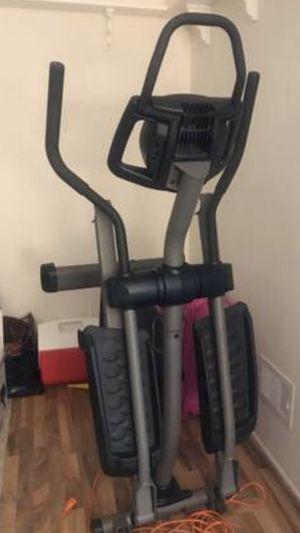 Folding Elliptical exercise machine for Sale in Laurel, MD