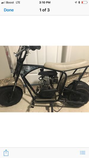 Monster Moto 80 cc for Sale in Alexandria, VA