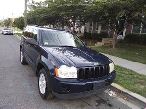 2006 Jeep Grand Cherokee Laredo 4x4 for Sale in Washington, DC